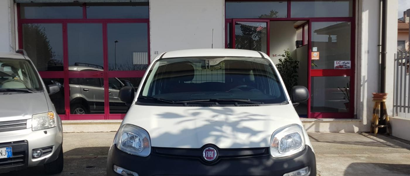 FIAT PANDA VAN 1.3 MJT