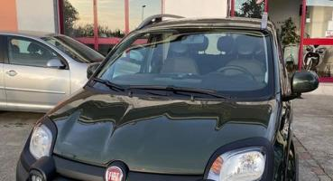 FIAT PANDA CROSS 0.9 TWIN AIR S&S 4X4